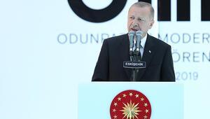 Son dakika...  Odunpazarı Modern Müzesi açıldı Cumhurbaşkanı Erdoğandan önemli açıklamalar