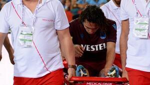 Trabzonsporda Abdülkadir Ömür şoku...