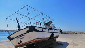 Çanakkale'de iki tekne çarpıştı: 10 kişi ölümden döndü