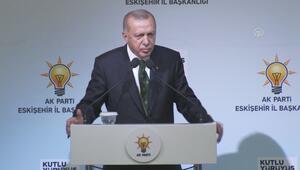 Cumhurbaşkanı Erdoğan: İnanıyorum ki faiz daha da düşecek. Faiz düştükçe enflasyon da düşecektir