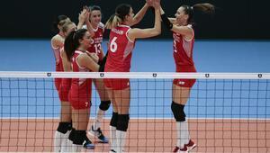 Türkiye - Polonya maçından kareler...