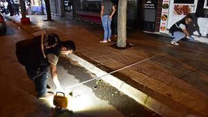 Kanlı tartışma Sosyal medyada başladı, sokakta bitti