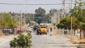 TSK 4.5 yıl sonra yine  Fırat'ın doğusunda