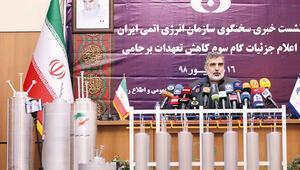 Tahran'dan gelişmiş santrifüj adımı
