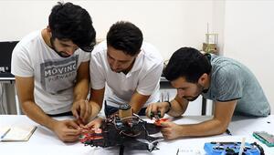 İnsansız hava aracı Fırat ile TEKNOFESTte iddialı yarışacaklar