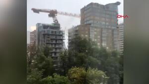 Dorian Kasırgası, Kanada'da vinci devirdi