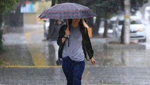 Son dakika... Meteoroloji İstanbul için uyardı Öğle saatlerine dikkat…