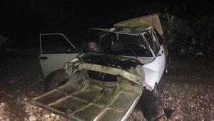 Otomobil 50 metrelik uçurumdan yuvarlandı: 1i ağır, 6 yaralı
