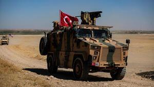 Son dakika... Türk ve ABD askerlerinin ilk ortak kara devriyesi tamamlandı