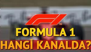 Formula 1 saat kaçta ve hangi kanalda canlı yayınlanacak Sıralama turları nasıl sonuçlandı