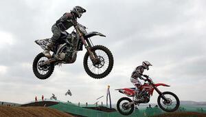 Dünyanın gözü Afyonkarahisarda  Dünya Motokros Şampiyonası heyecanı...