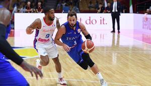 İtalya 26 sayı farktan geri geldi Uzatmada Porto Rikoyu yendi...