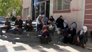 Diyarbakırda HDP önündeki oturma eylemi 6ncı gününde
