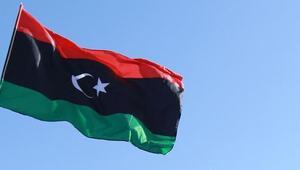 Libyadaki UMHden BAEye Haftere destek tepkisi