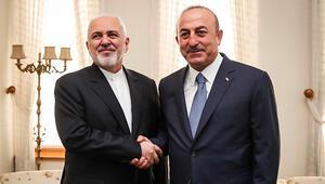 Son dakika... Bakan Çavuşoğlu İranlı mevkidaşı ile görüştü