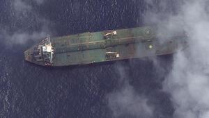 İrandan petrol tankeri hedefine ulaştı açıklaması