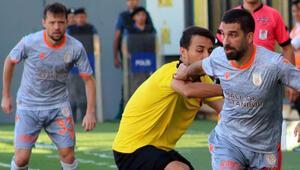Skrtel oynadı, Başakşehir tek golle kazandı