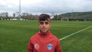 Barselonada Türkiyeyi temsil eden Hamza boğuldu