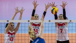 Finalde kaybettik... Sırbistan Avrupa şampiyonu