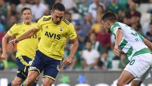 Bursaspor - Fenerbahçe: 2-1