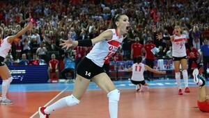 Ankara seyircisinin desteğiyle final oynamayı başardık