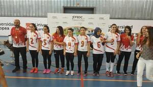 Goalball Kadın Milli Takımı, İspanyada şampiyon