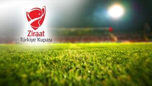 Ziraat Türkiye Kupasında 2. tur heyecanı başlıyor
