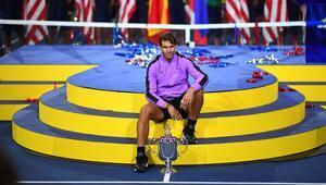 Amerika Açıkta mutlu son Nadalın