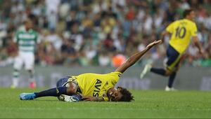 Bursaspor maçında sakatlanan Gustavonun durumu belli oldu