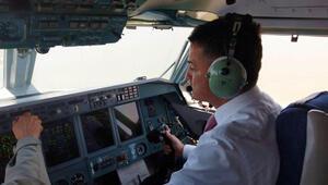 Bakan Pakdemirli, Rus yangın söndürme uçağını test etti