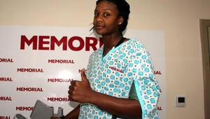 Bellona Kayseride Barbee sağlık kontrolünden geçti