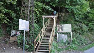 Kuşyakası Yol Anıtını 1 yılda 500 bin kişi ziyaret etti
