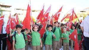 Balıkesirde 187 bin 843 öğrenci için ders zili çaldı