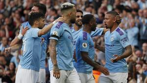 Tarihin milyar euroluk ilk kadrosu Manchester Cityde