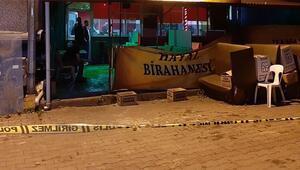 Birahanede çalışan kadın pompalı tüfekle öldürüldü