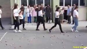 Sosyal medyada tepki çekmişti... Kadıköy Anadolu Lisesindeki etkinliğe inceleme