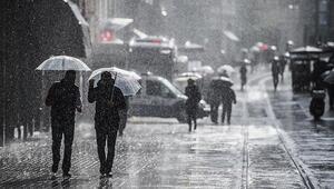 Bugün yağmur yağacak mı 10 Eylül son dakika hava durumu bilgileri