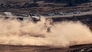 Gazzede İsraile ait bir İHA düşürüldü