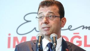 Cumhurbaşkanı Erdoğanın daveti üzerine İBB Başkanı İmamoğlundan cevap