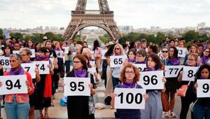 Avrupa da kadınları koruyamıyor