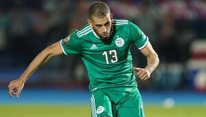 Cezayir Slimaninin golüyle kazandı
