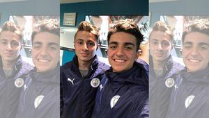 Yunus ve Hakan, Manchester City Yaz Okulunda Türkiyeye temsil etti