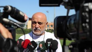 Hikmet Karaman: Antalyaspor karşısında 3 puanla tanışmak istiyoruz