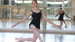 Genç balerin Monako'da burslu okuyacak