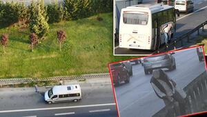İstanbul'da ölüm şeridi! 'Tehlikeli olduğunun farkındayız ama...'