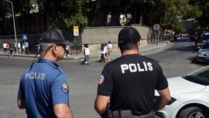 Okul çevresi denetiminde aranan 7 kişi yakalandı