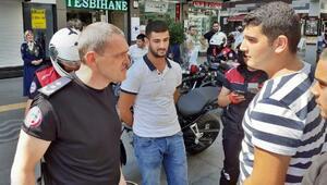 Samsunda motosikletli polisler, denetimlerini sıklaştırdı