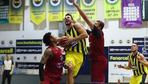 Fenerbahçe Beko hazırlık maçında İTÜye fark attı