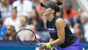 Kadınlar tenisinin yükselen yıldızı Andreescu