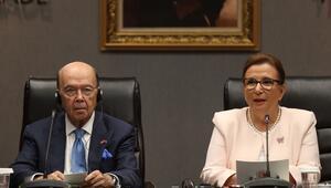 Son dakika... Ruhsar Pekcan Türkiye'nin talebini ABD'li Bakan ile ortak toplantıda açıkladı